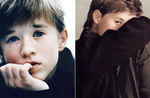 韩国可爱小童星男