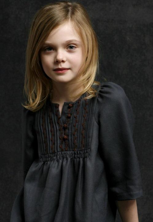 美国90年代童星艾莉-范宁elle fanning