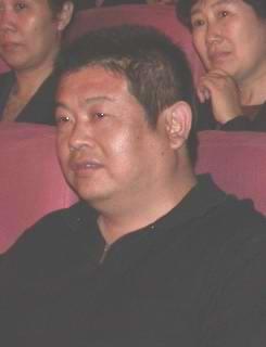 图为著名演员傅彪-和你在一起 京城首映式 5 傅彪