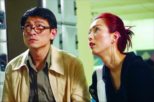 郑秀文:我跟刘德华这对搭档可以没完没了