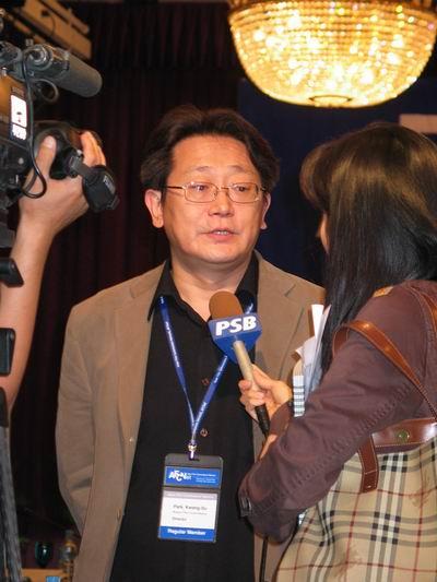 亚洲电影委员会联合会10日在釜山成立(组图)