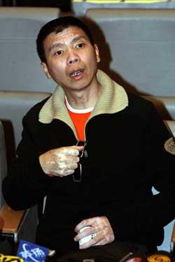 冯小刚专访:无贼较量功夫像1个师打5个师(图)