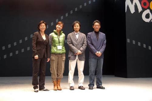 徐静蕾携《一个陌生女人的来信》亮相东京影展