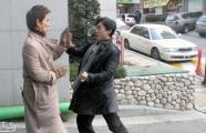 组图:梁朝伟任贤齐韩国玩攻略隆冬时节对打忙