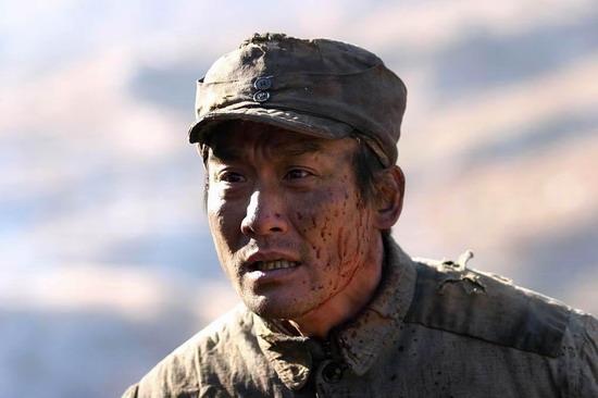 梁家辉实现军人梦《太行山上》展硬汉风采(图)