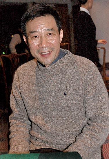 图文:第一届中国电影导演协会年度奖开幕-李雪健