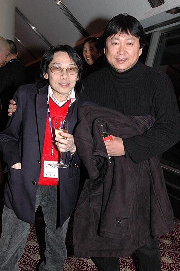 首届中国电影导演协会年度奖-泰迪罗宾和霍建起