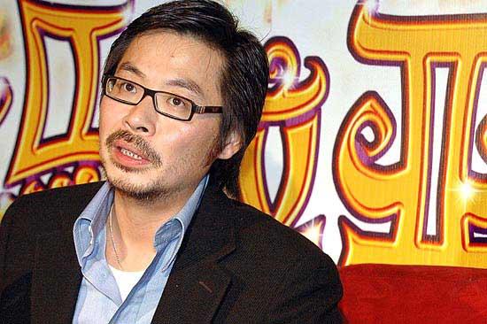 组图:《喜马拉亚星》北京首映应采儿避谈藏毒