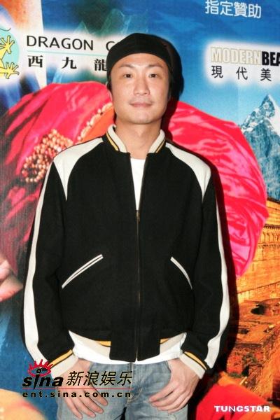 组图:刘青云郑中基应采儿《喜马拉亚星》造势