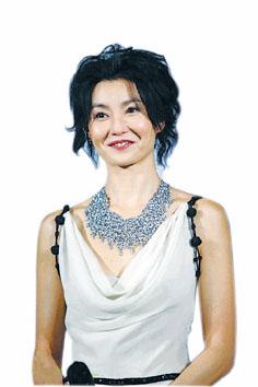 张曼玉将出席香港电影节《阮玲玉》为开幕影片