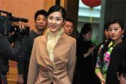 组图:《理发师》上海开机陈坤造型不同以往