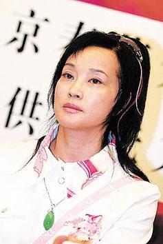 刘晓庆回应爽约一事称为陪家人请辞柏林(图)