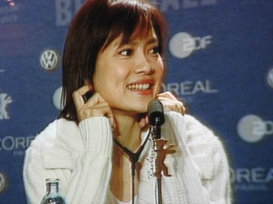 图文:《天边一朵云》飘到柏林-女主角陈湘琪