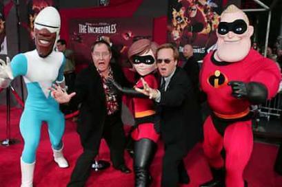 奥斯卡动画片竞争激烈《超人总动员》胜算更大