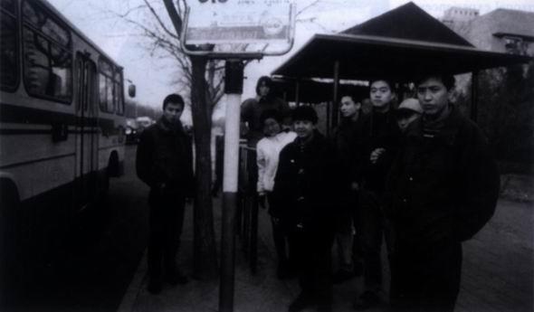 资料:贾樟柯早年珍贵照片-青年电影实验小组