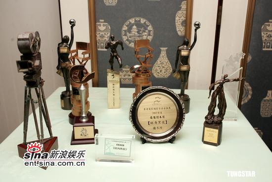 图文:《旺角黑夜》庆功宴(4)