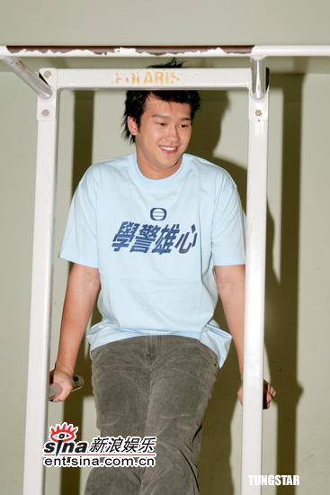 组图:吴卓羲等宣传《学警雄心》对收视有信心