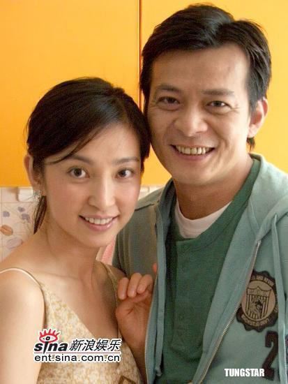 组图:李冰冰不受绯闻影响香港拍戏很开心