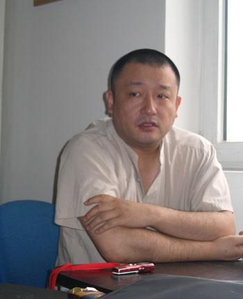 陆川盛赞《青红》王小帅:只想拍好电影(组图)