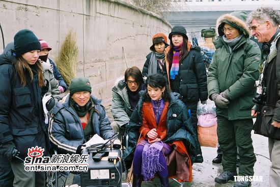 《如果・爱》上海顺利杀青于圣诞节上映(组图)