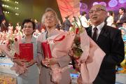 组图:中国电影音乐庆典举行苏芮容祖儿获大奖