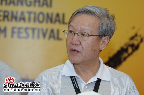 图文:谢飞出席《中国电影百年》首发式