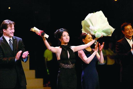 赵薇回应质疑:拿影后觉得有些梦还是能实现的