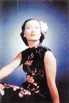 上世纪30年代著名影星黎莉莉因病在京去世(图)