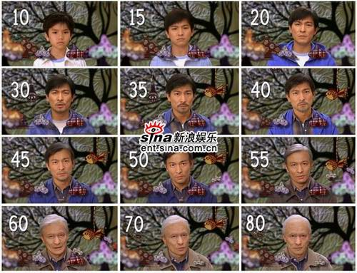 刘德华《童梦》9月底上映两部新片国庆节对阵