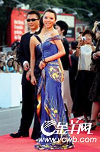 《七剑》揭幕威尼斯影展黎明缺席首映礼(组图)