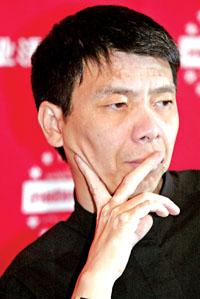 冯小刚首度谈《夜宴》:让你看后很难过(图)