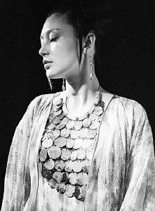 组图:陈凯歌携演员高调亮相《无极》揭面纱
