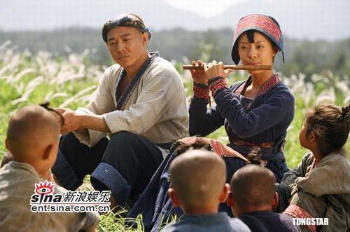 孙俪董勇8日做客新浪聊电影《霍元甲》(组图)