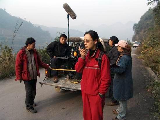 《沉默的远山》李馨雨:演员制片缺一不可(图)