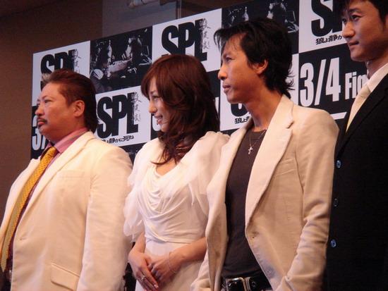 甄子丹日本宣传《杀破狼》迷倒万千日本影迷