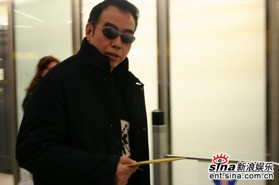 陈凯歌飞抵柏林称已起诉《馒头血案》(附图)