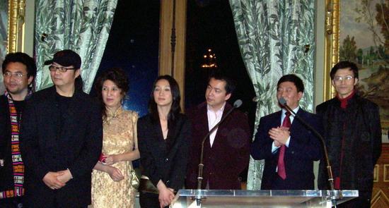 《芳香之旅》法国宣传国内国外市场均大受欢迎