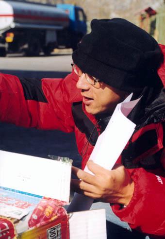 王光利谈《血战到底》:我希望一路走到黑(图)