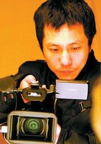 《大史记》作者与胡戈惺惺相惜:新片时间难定