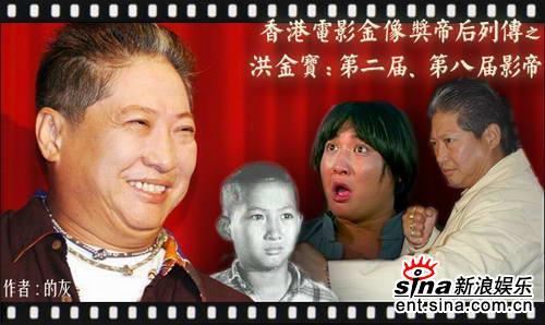 香港金像奖帝后列传:第二届影帝洪金宝(图)