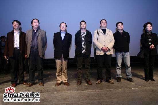 《天狗》再度亮相北师大学子们热烈观影(组图)