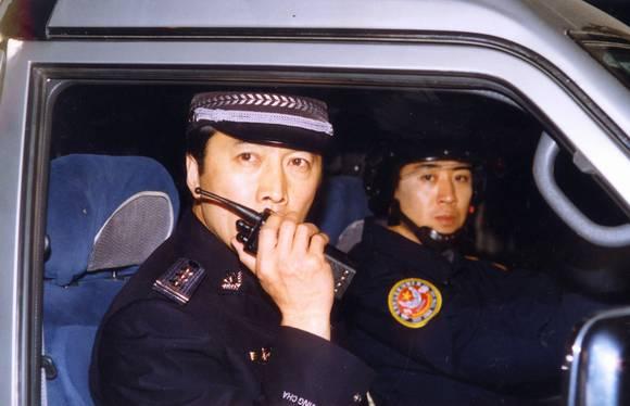 《大道如天》大连杀青张瑜郑晓宁脱下警服(图)