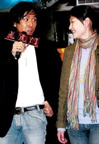 《龙虎门》北京宣传甄子丹称武打不像《风云》