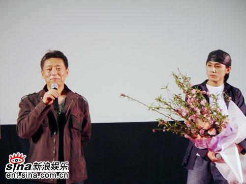 《茉莉花开》热映刘烨演技出众受影迷追捧(图)