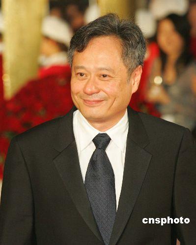 上海国际电影节拉开帷幕李安获杰出贡献奖(图)