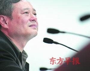 李安复旦大学举行座谈称父亲成就自己电影(图)