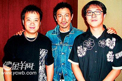 《疯狂的石头》发布会笑翻上海看片记者(图)