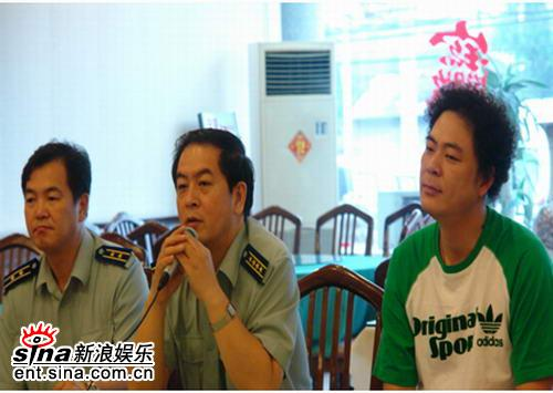 林俊杰因档期无法拍《追爱》空政领导亲探剧组