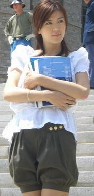 周伟童清新脱俗演绎韩国纯爱电影式浪漫煽情