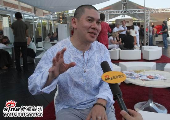 《黑眼圈》导演蔡明亮:创作的核心是自由(图)